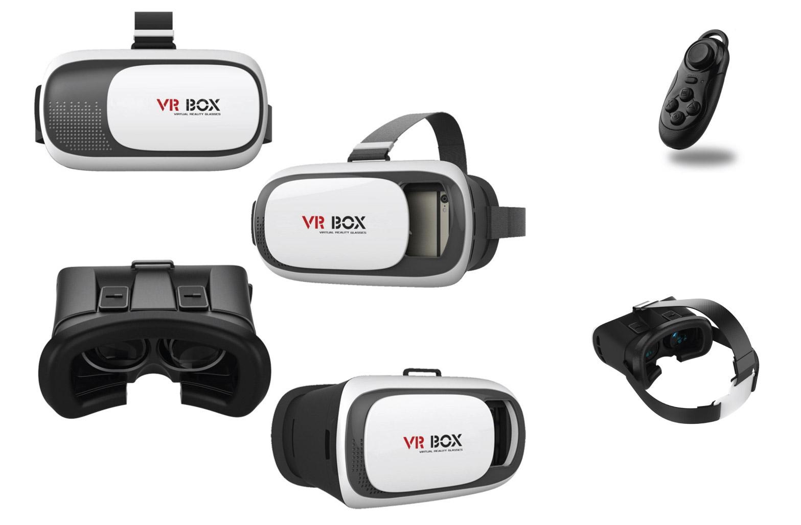 очки виртуальной реальности VR Box 2  купить в Москве и Санкт ... fb54f73aae76d